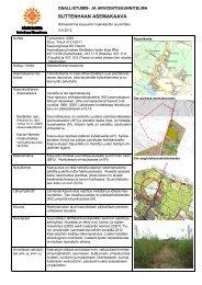 Osallistumis- ja arviointisuunnitelma - Hämeenlinna