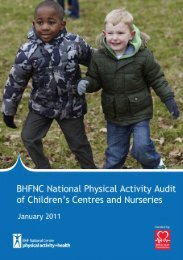 To download the full report please click here - BHF National Centre ...