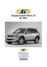 Suzuki Grand Vitara JT - SGS