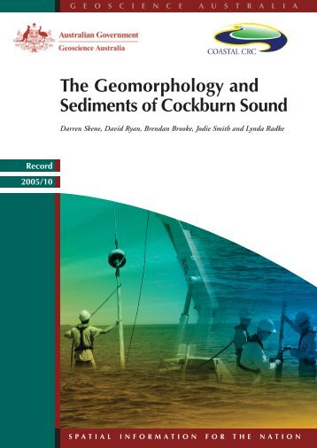 The Geomorphology and Sediments of Cockburn Sound