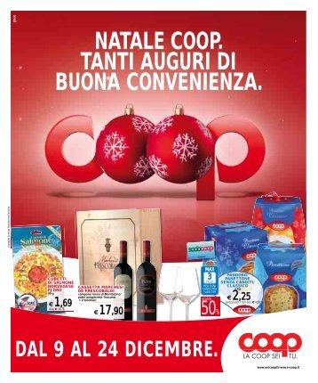 NATALE COOP. TANTI AUGURI DI BUONA ... - Unicoop Tirreno