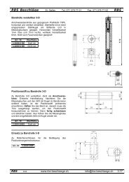 Anschweiss - Rbs-beschlaege.ch