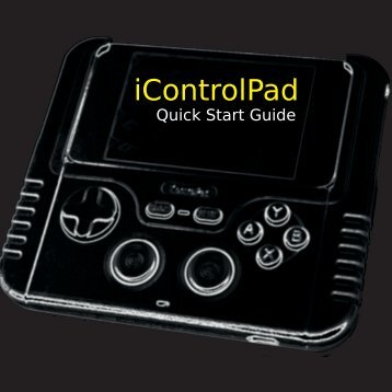 Download the instruction manual - iControlPad