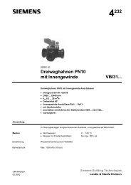 232 Dreiweghahnen PN10 mit Innengewinde VBI31... - M Elektronika