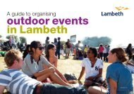 06b_appendix 2 EventsGuideV11(2) , item 6 ... - Lambeth Council