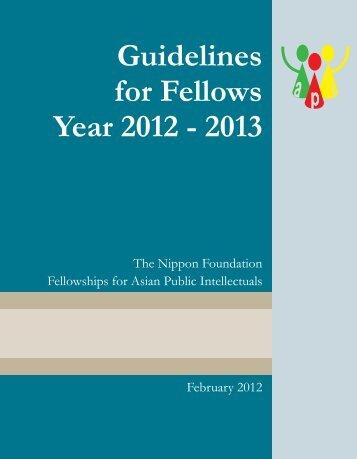 Download pdf version - Api-fellowships.org