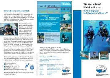 als PDF - DLRG Ludwigshafen