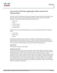 Cisco Aironet 1550 Series Outdoor Access Point - DigitalAir
