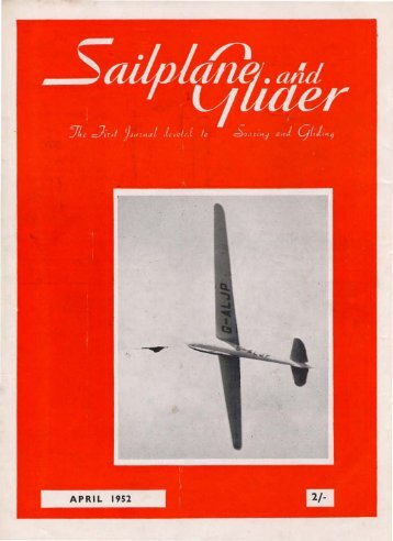 Volume 20 No. 4 Apr 1952.pdf - Lakes Gliding Club