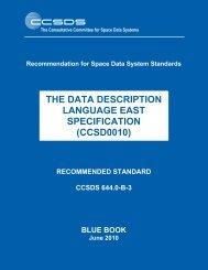 644.0-B-3 - CCSDS