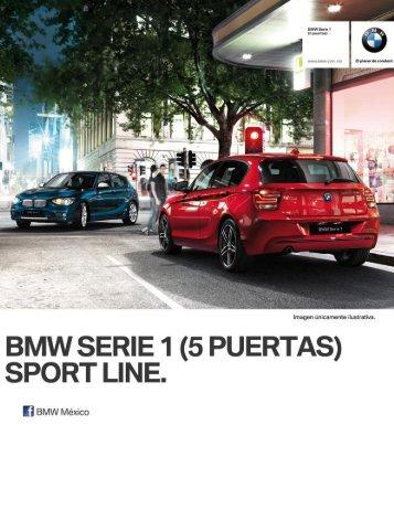 118iA Sport Line - BMW
