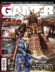 Volume 1 Issue 8 February 2006 Onimusha - Hardcore Gamer