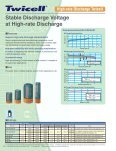 Sanyo Nickel-Metal Hydride Rechargeable Batteries - Page 6