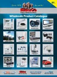 Wholesale Product Catalogue - RhinoCo Technology