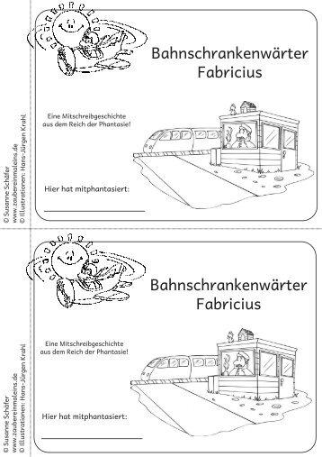 Bahnschranken Magazine