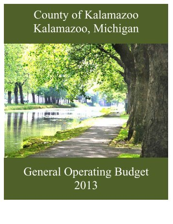 Operating Budget Index - MLive.com