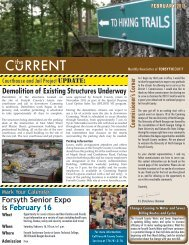 February 2013 Issue - Forsyth County Government