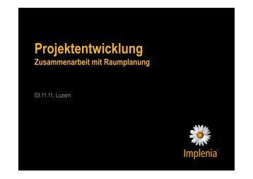Projektentwicklung - FSU
