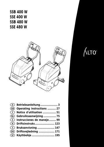Betriebsanleitung - Wapalto-heine.de