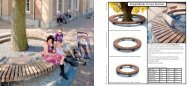 Rough&Ready; Circular Benches - Streetlife