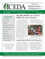 winter newsletter 2007:Layout 1.qxd - Ceda