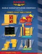 Eagle Catalog 2010 - Eagle Manufacturing Company