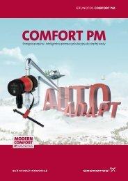 COMFORT pM - Grundfos