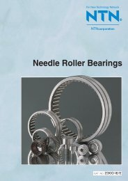 Needle Roller Bearings - Ntn-snr.com