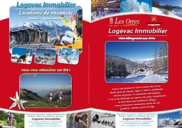 Plaquette de présentation Hiver 2012-2013