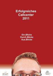 Erfolgreiches Callcenter 2011 - Absatzwirtschaft-biznet