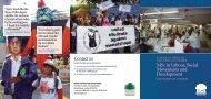 MSc Labour, Social Movements & Development - The School of ...
