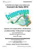 Gala-Concert 2012 - Lintgen - Page 2