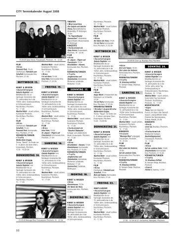 Download city_0708_08_s.22-26.pdf - CITY Stadtmagazin