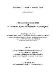 Télécharger la thèse - L'Union Régionale des Professionnels de ...