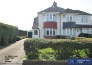 398 COURT ROAD CHELSFIELD KENT BR6 9BX - ISSL