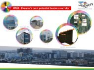 OMR - Chennai's most potential business corridor - MARG Group