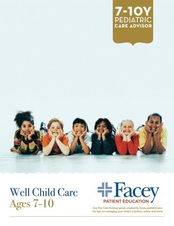 Pediatric Care Advisor - Facey Medical Group