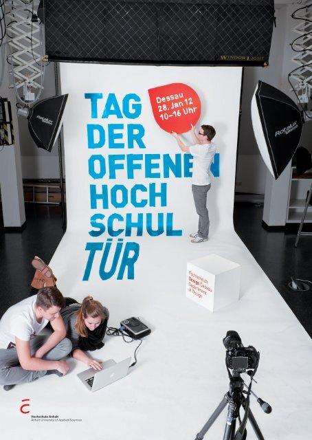 tohst - Dessau Department of Design - Hochschule Anhalt