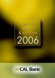 2006 - Investing In Africa
