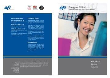 EFI Designer Edition - Quentin