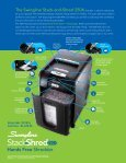 HANDS FREE shredding - it's a better way to shred - Net - Page 2