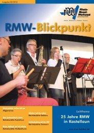 RMW Blickpunkt - RMW-Koblenz