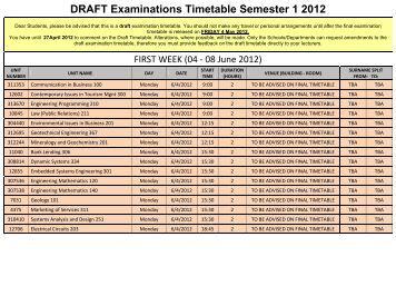 draft exam timetable Draft cshs formal retrieval exam timetable september 2017 cyncoed - q029 linguistics 1 (semantics & pragmatics).