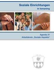 Broschüre - Gemeinde Ismaning