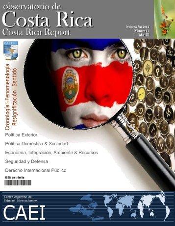 Observatorio de Costa Rica - CAEI