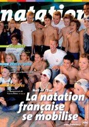 Natation Magazine n°109 - Avril 2009 - Fédération Française de ...