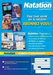 NAT' SYNCHRO : Margaux Chrétien et Laura Augé