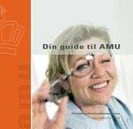 Din guide til AMU