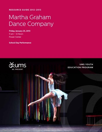 Download Learning Guide [PDF] - University Musical Society