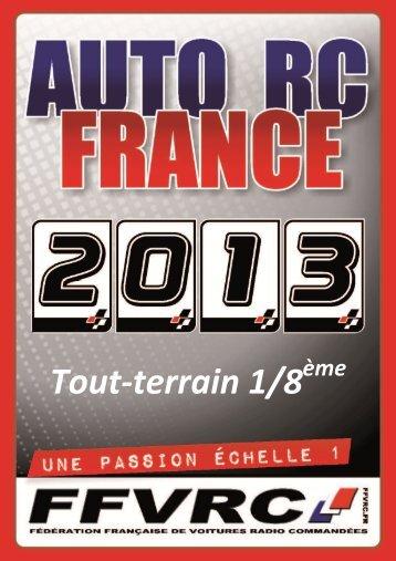 reglement 2013 - FVRC